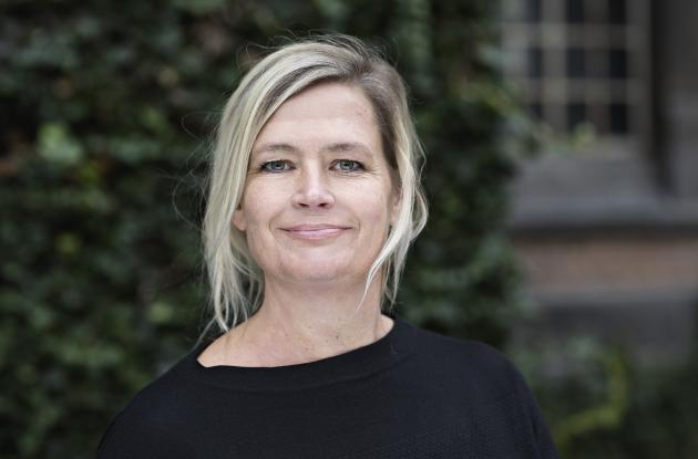 Deputy Director Kira Stine Hansen