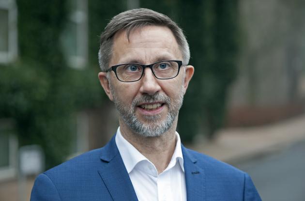 Deputy Director Tonny Skovgård Jensen