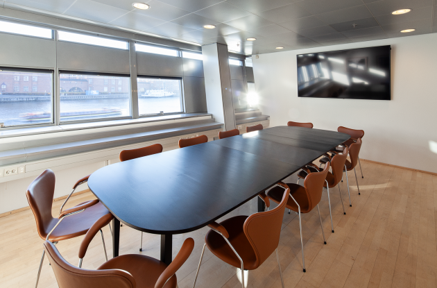 Meeting room Rifbjerg. Interior