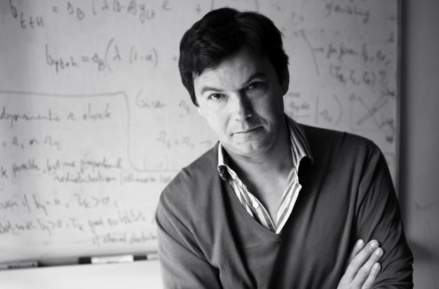Portrait photo: Thomas Piketty