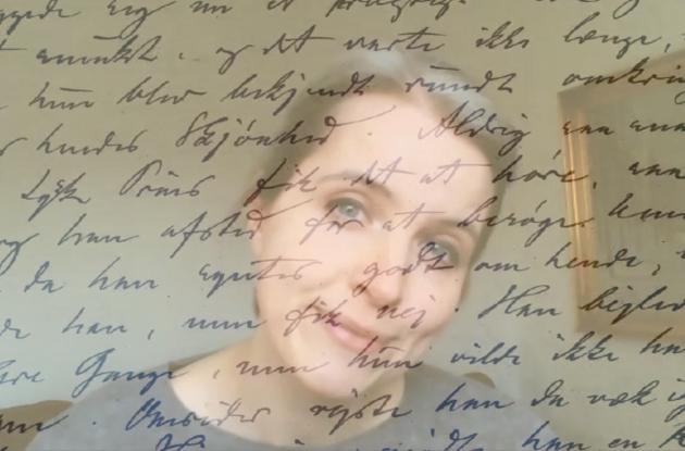 """Lene Vinther Andersen fortæller om folkeeventyret om """"Prinsessen i det underjordiske slot"""""""