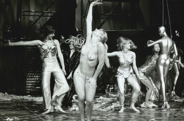 Ballet Scene, The Triumph of Death 1972