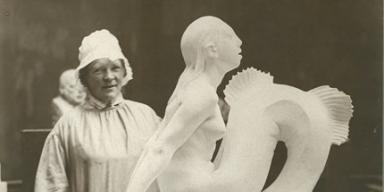 Anne Marie Nielsen og Den lille havfrue