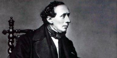 H C Andersen billede