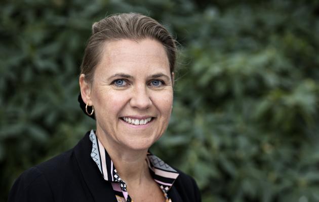 Deputy Director Mette Mejlvang