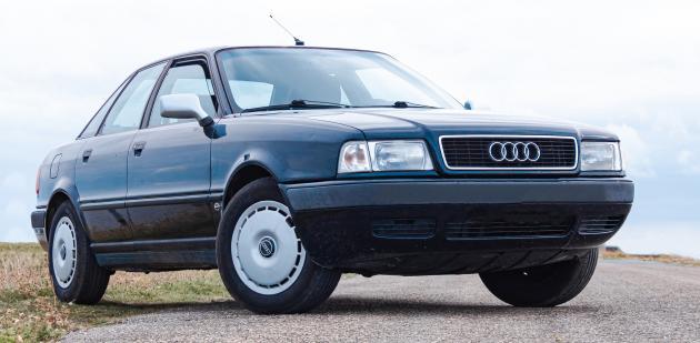 Audi since 1995