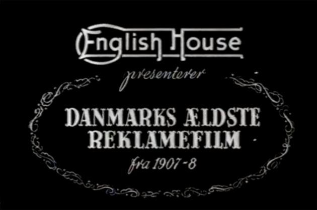 Introtex on Denmark's oldest commercial
